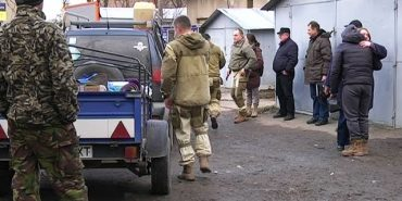 Самооборонівці з Коломиї повертаються на Схід. ВІДЕО