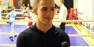 Коломийський спортсмен став найкращим боксером України. ВІДЕО