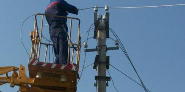 Енергетики з'ясовують причини вимкнень електропостачання у Коломиї