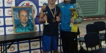 Коломиянин отримав кубок кращого боксера року