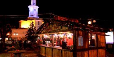 Передсвятковий ярмарок в Івано-Франківську потрапив до ТОП-5 головних новорічно-різдвяних ярмарків України