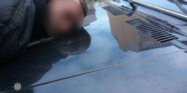 На Прикарпатті затримали підозрюваних у квартирних крадіжках. ФОТО