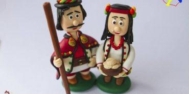 Кохання — це…: прикарпатець показав любов очима упівців, козаків та гуцулів. ФОТО
