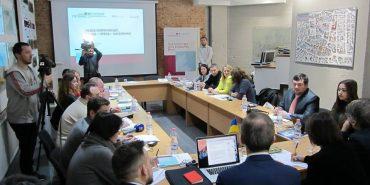 Як ЗМІ та владі Коломиї взаємодіяти: проект ПРОМІС розробить план внутрішньої комунікації. ВІДЕО