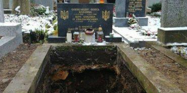У посольстві України в Чехії не знають, де мають перепоховати письменника Олександра Олеся