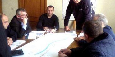 На Коломийщині врятували зимувальну яму на Пруті