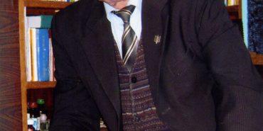 Патріархові коломийського краєзнавства, почесному громадянинові Коломиї Степанові Андріїшину виповнилося 80