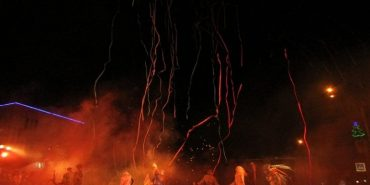 """У Надвірній на фестивалі """"Тепле Різдво"""" виступили понад 1,5 тисячі митців. ФОТО"""