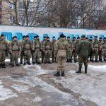 """Бійці батальйону """"Івано-Франківськ"""" вирушили на Донеччину."""