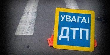 Утікаючи від патрульних, нетверезий водій вчинив ДТП на Прикарпатті. ВІДЕО