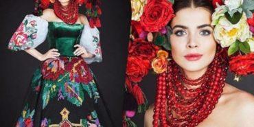 """На """"Міс Всесвіт-2016"""" українка підкорила глядачів своїм вбранням. ФОТО"""