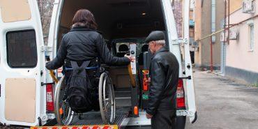 Прикарпатці з інвалідністю просять у Президента створити соціальне інва-таксі