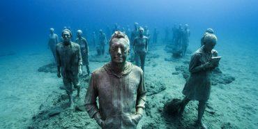 У Європі відкрився перший підводний музей. ФОТО