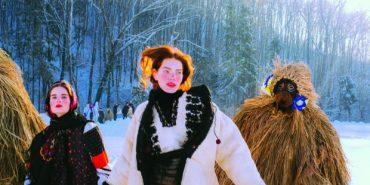 Модна Маланка: опублікували фешн-фотосесію, зроблену на Гуцульщині. ФОТО