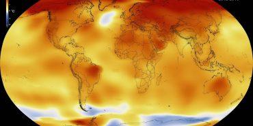 NASA показало зміни клімату Землі за 130 років. ВІДЕО