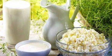 Прикарпатці вживають найбільше молока і молокопродуктів в Україні. КАРТА