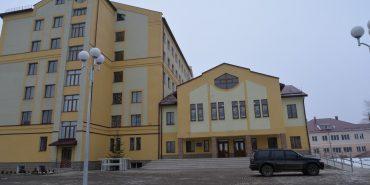 З 20 лютого нова поліклініка у Коломиї прийме перших пацієнтів. ВІДЕО