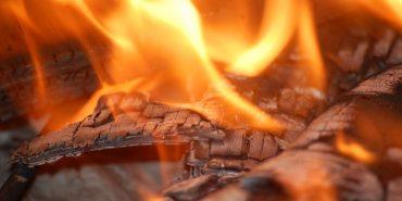 На Франківщині у пожежі загинула людина