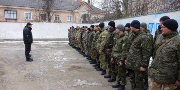 На Прикарпаття із зони АТО повернулося 45 правоохоронців. ФОТО