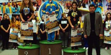 У Коломиї проходить Чемпіонат України з класичного жиму лежачи. ВІДЕО
