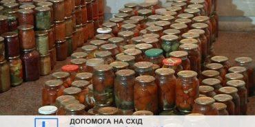 Волонтери Прикарпаття зібрали 16 тонн допомоги для українських захисників. ВІДЕО