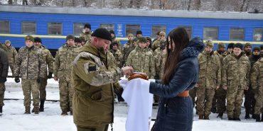 На Прикарпаття на ротацію прибув ще один батальйон 10-ї окремої гірсько-штурмової бригади. ФОТО