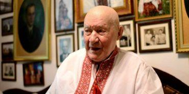 Славетному сотенному УПА Мирославу Симчичу сьогодні виповнилося 94 роки. ВІДЕО