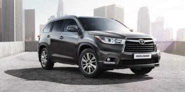 1 січня обласна рада придбала Toyota Highlander за мільйон гривень