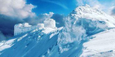 Через сильний мороз та вітер туристів закликають утриматися від походів Чорногірським хребтом