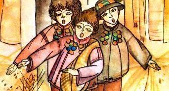 14 січня — свято Василя або Новий рік за старим стилем