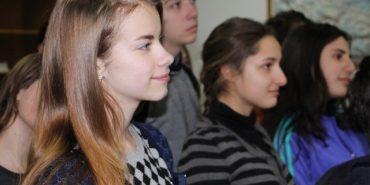 Школярі з Донеччини святкували Різдво на Прикарпатті. ФОТО