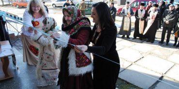 На Прикарпатті відкрили культурно-мистецький центр. ФОТО