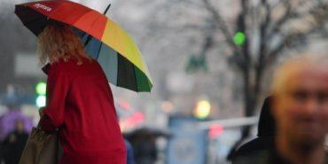 На Прикарпатті очікуються сильні опади, оголошено штормове попередження