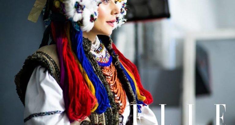 Тіна Кароль про весільний костюм ХІХ ст. з Великого Ключева
