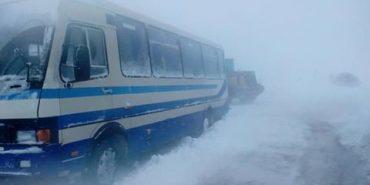 Проїзд дорогами Прикарпаття забезпечено, заторів немає