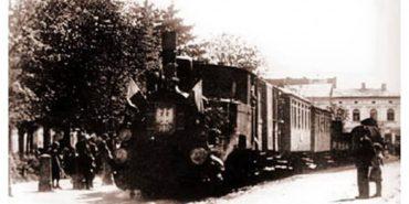Унікальне фото: як виглядав коломийський трамвай 100 років тому. ФОТО