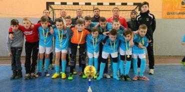 У Коломиї стартував шкільний турнір з футзалу
