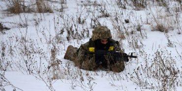 Доба в АТО: зафіксовано 78 обстрілів, 1 бійця поранено