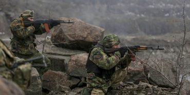 Доба в АТО: двоє військових загинули, дев'ять поранено