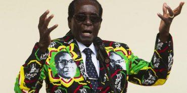 Зімбабвійський диктатор Мугабе відсвяткував свій день народження за два мільйони євро, коли в країні економічна криза