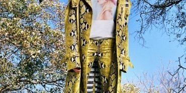 Фотографи з Прикарпаття спільно з лондонською студією зняли лукбук для Lady Gaga. ФОТО
