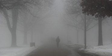 Синоптики прогнозують на Прикарпатті туман та ожеледицю