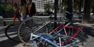 У бельгійського міністра вкрали велосипед, коли він розповідав про велодоріжки
