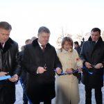 Петро Порошенко у Коломиї відкрив нову поліклініку. ФОТО+ВІДЕО