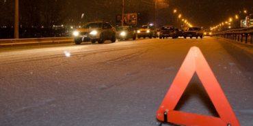 На Франківщині на дорозі не розминулися одразу чотири транспортні засоби. ФОТО
