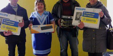 """Благодійний фонд """"Покуття"""" подарував комп'ютери для школи Лісної Слобідки. ФОТО"""