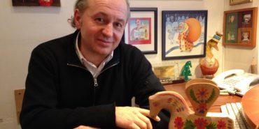 Письменник з Франківщини став лауреатом Шевченківської премії. ФОТО