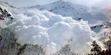 У Карпатах очікується сходження лавин та сильний вітер