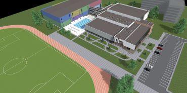Водоспортивному комплексу у Коломиї бути: роботи розпочнуть наприкінці серпня, кошторис  — 140 мільйонів гривень