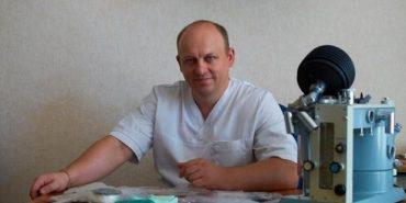 Головний лікар госпіталю ветеранів АТО у Коломиї віджався 22 рази у рамках всесвітнього флеш-мобу. ВІДЕО